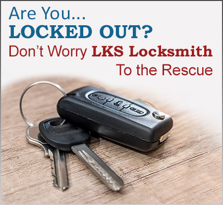 locksmith car lockout